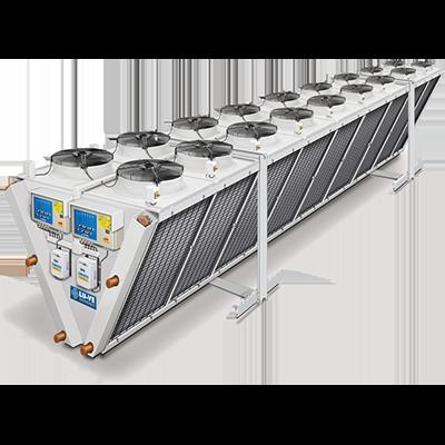 LU-VE EHVD léghűtéses kondenzátor