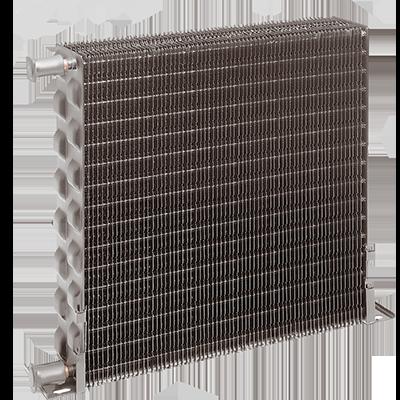 LU-VE STFT-STN csőnélküli kondenzátor