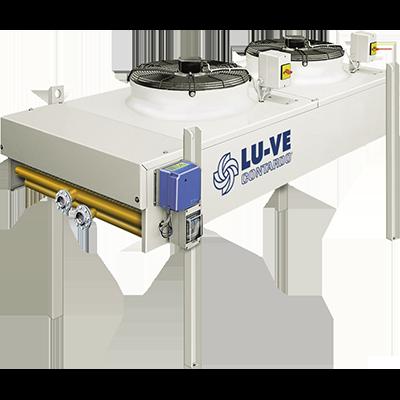 LU-VE SAL szárazhűtő